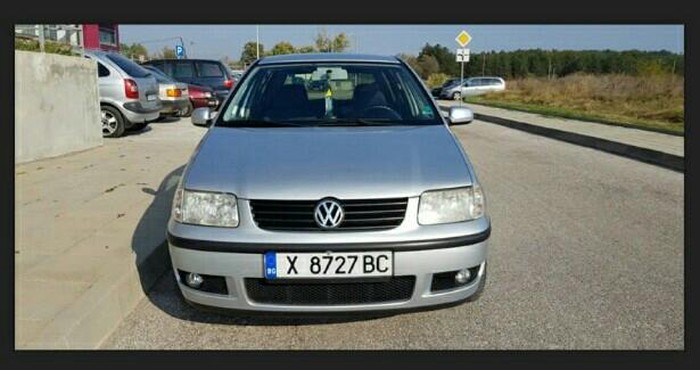 Volkswagen Polo 2000. Photo 4