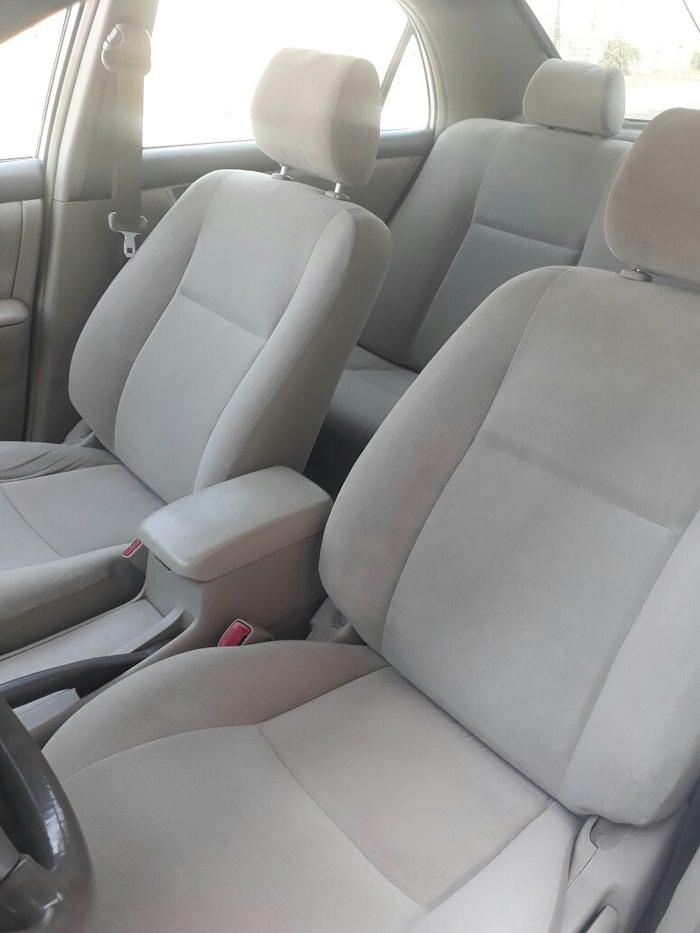 Toyota Corolla 2007. Photo 4