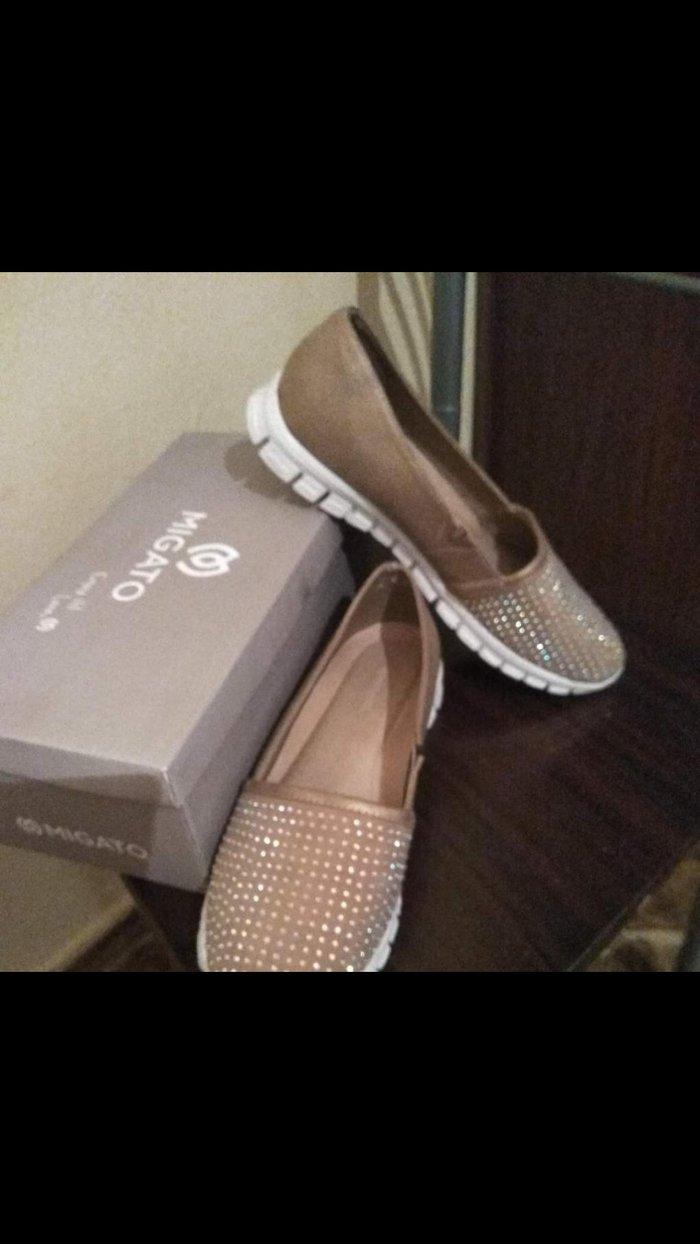 Γυναικεία παπούτσια  migato. Photo 0