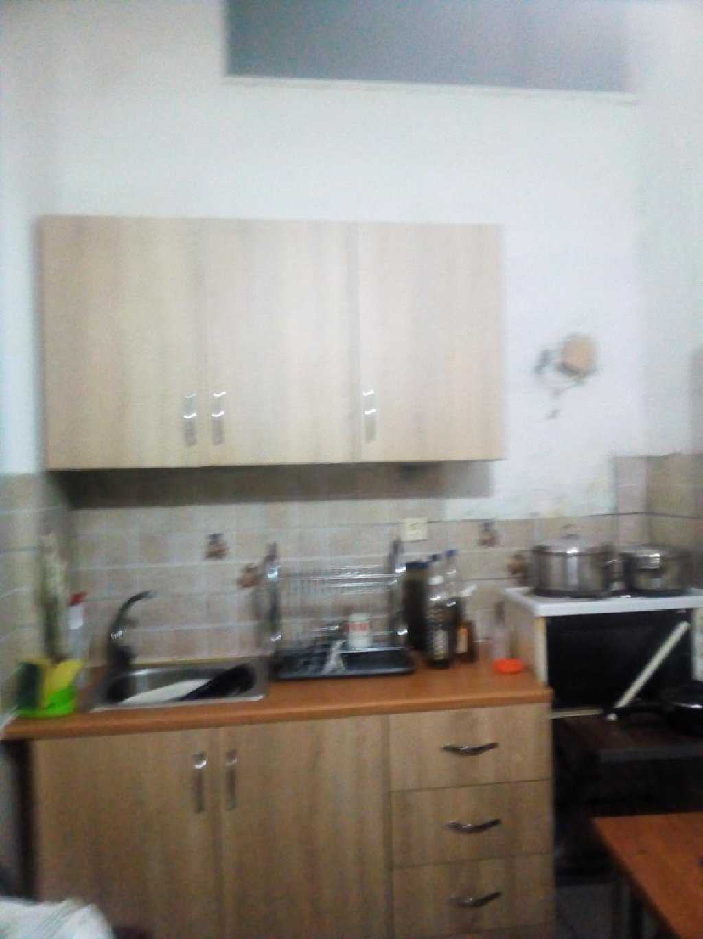 ,Διαμέρισμα ισόγειο στο κέντρο 38τμ έχει πατάρι μπάνιο κουζίνα και ένα υπνοδωμάτιο Χανιά κρητης