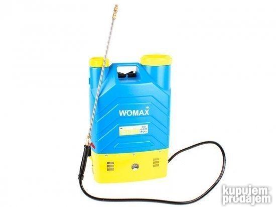 Prskalica baterijska W-MRBS 16 WOMAX GARANCIJA, NOVO! !! - Subotica