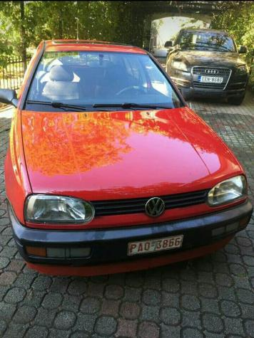 Volkswagen Golf 1996. Photo 2
