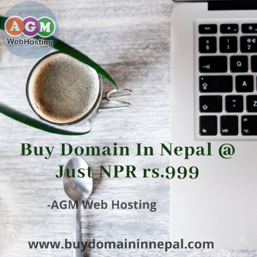 Domain Registration in Nepal - Domain Name Registration Services