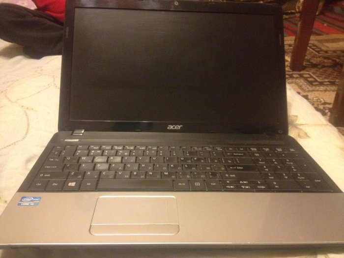 Acer. Intel(r) core(tm) i3 - 3110m cpu  @  2,40 ghz  2,40 ghz в Шабран