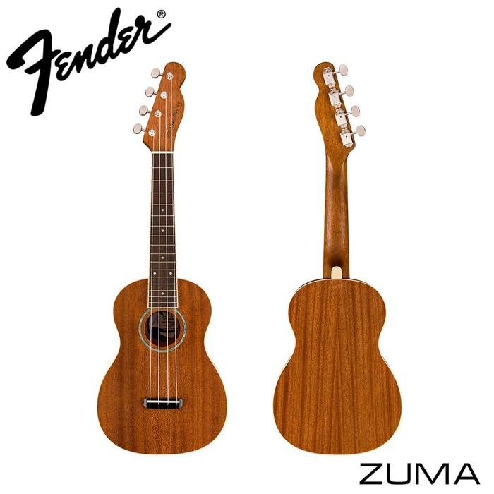 Укулеле концертFender Ukulele Zuma