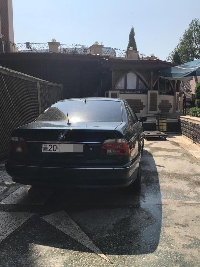 BMW 525 1998. Photo 1