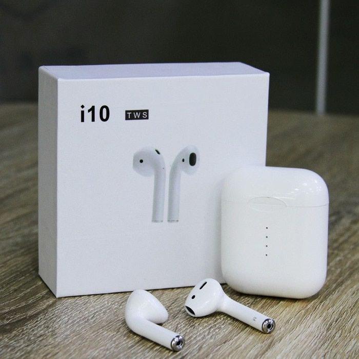 Ακουστικό αυτιού Έλεγχος αφής ασύρματα. Photo 0