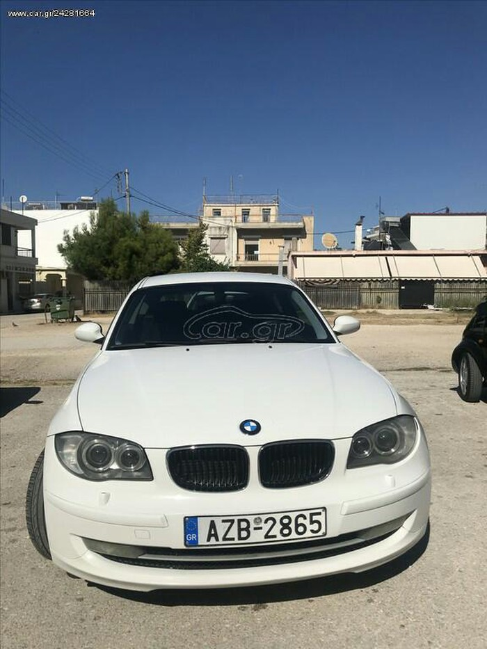 BMW 118 2008. Photo 0