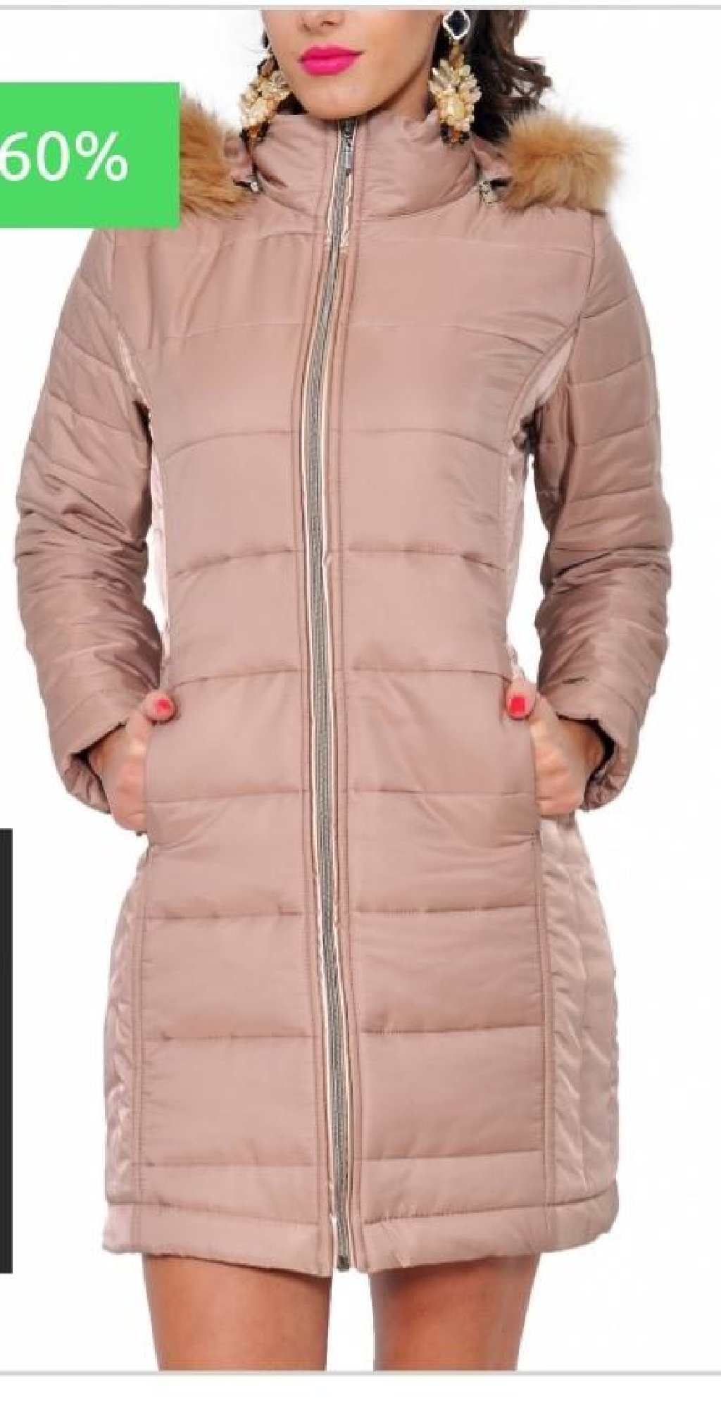 Zimska jakna Katrin vel
