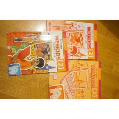 Χρησιμοποιημενα βιβλια αγγλικων web kids . Photo 0