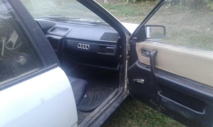 Audi 100 1987. Photo 4