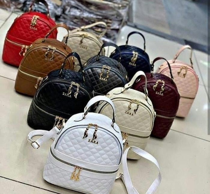 Çantalar yeni çantalar sifarişlə gəlir. Photo 0