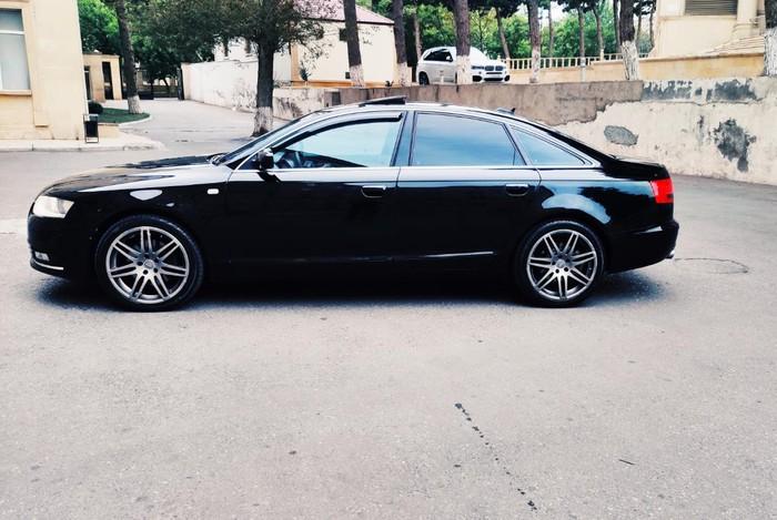 Audi A6 2005. Photo 5