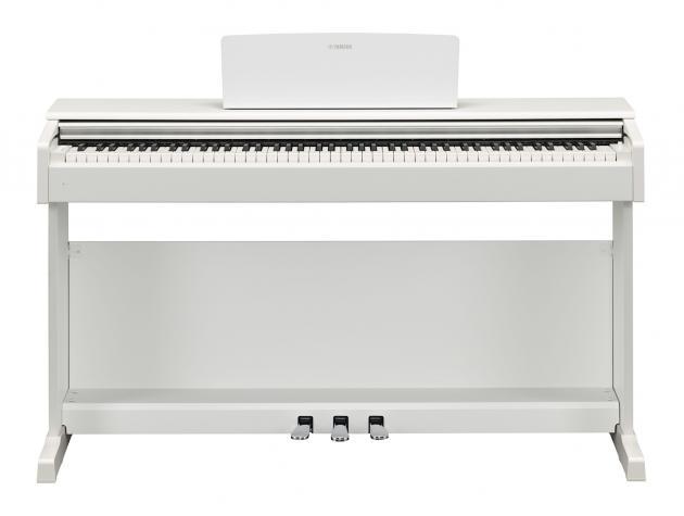 Цифровое пианино Yamaha YDP-144WH + Банкетка в подарок