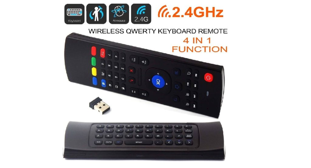 Air fly mous (Miš i tastatura za tv box, smart televizore)