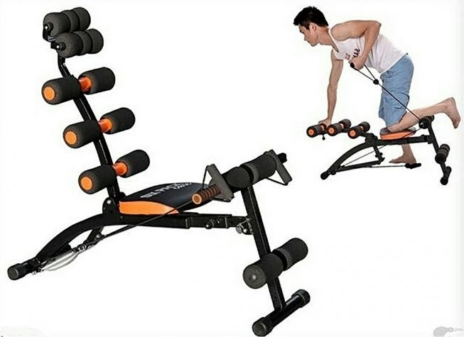 Sports & Leisure - Kathmandu: Six pack care a type of exercse equipment if u want to buy please call now
