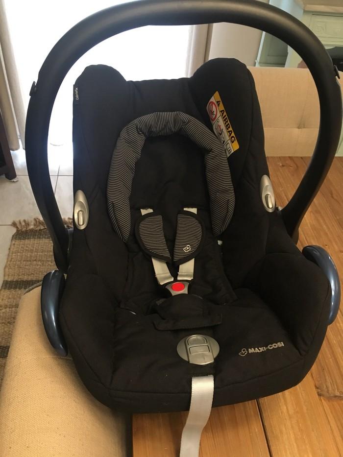 Καθισματάκι αυτοκινήτου βρέφους/μωρού κατάλληλο για 0-13 κιλά και 0-2 ετών