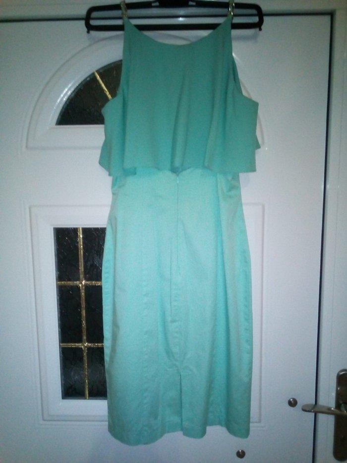 ΣΕΒΗ Φορεμα ως το γονατο πολυ κομψο! με ανοιχτη πλατη!!. Photo 1