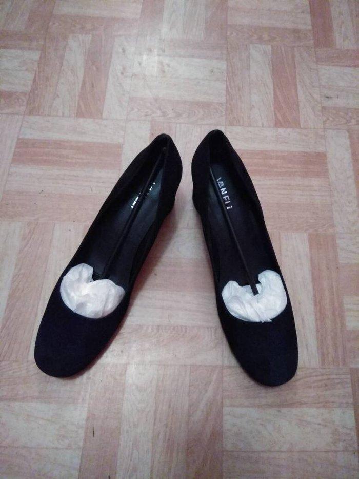 Продаются туфли натуральная замша , в Бишкек
