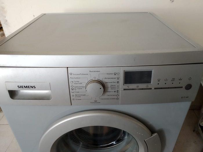 Avtomatik Washing Machine Siemens 6 kg.. Photo 2
