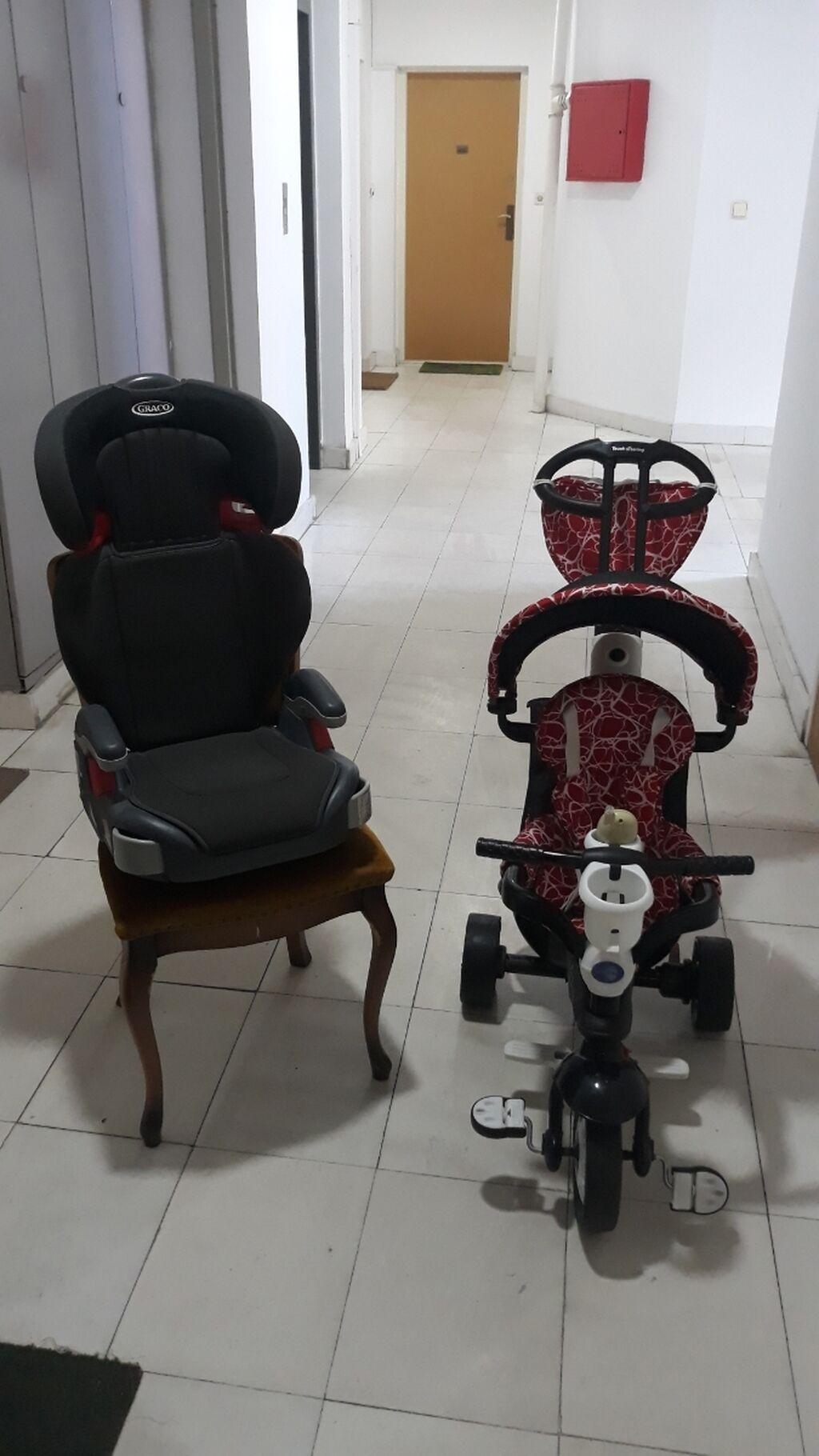 Kolica za bebe i decu - Beograd: GRACO AUTO SEDIŠTE  JUNIOR  MAXI 15-36kg,2/3