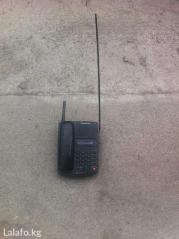 Продаю беспроводной телефон panasonic - 650сом. Photo 0