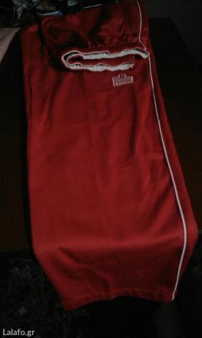 Ανδρικό παντελόνι φόρμα admiral χρώμα κόκκινο μέγεθος  XXL καινούργιο σε Kallithea