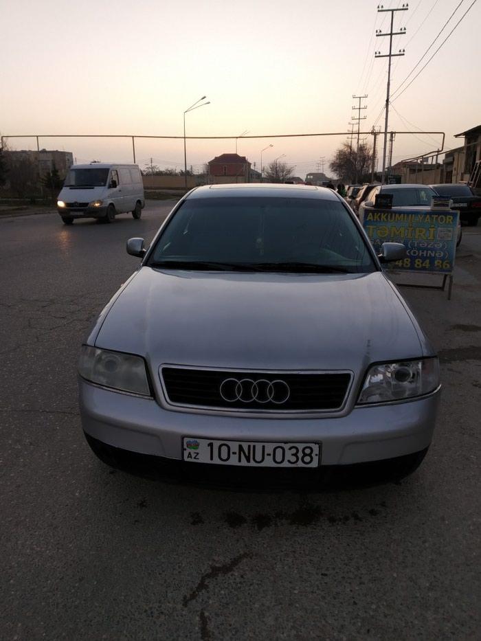 Audi A6 1998. Photo 9