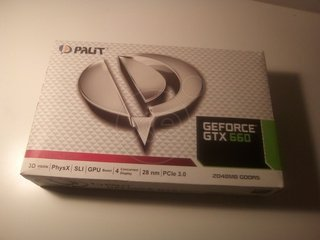 Nvidia gtx 660 2gb: PALIT ΚΆΡΤΑ γραφικών ελάχιστα. Photo 0