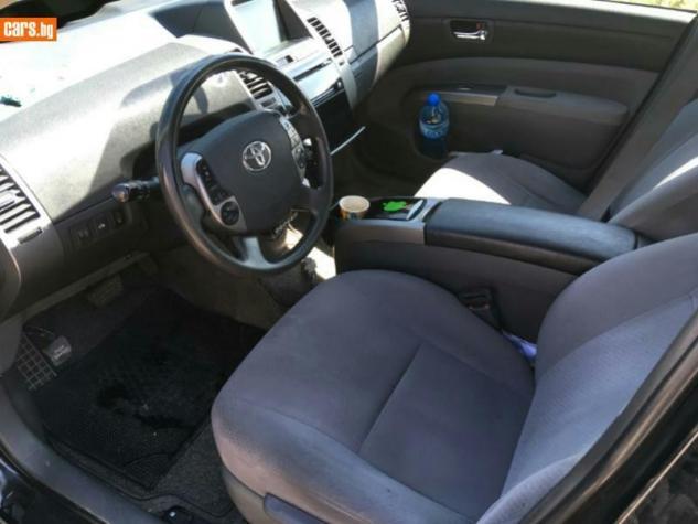Toyota Prius 2008. Photo 5