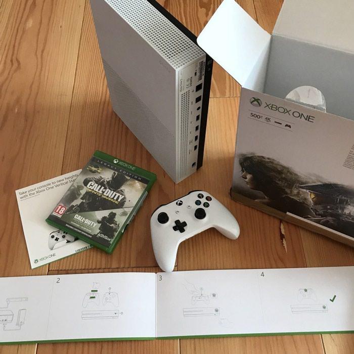 Xbox One S 1TB Console Microsoft Xbox one S 1Tb Brand New . Photo 2