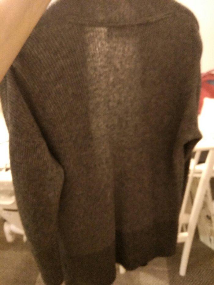 Ζακέτα cashmere  s.Oliver γυναικεία one size γκρι Χρώμα καινουργια. Photo 2