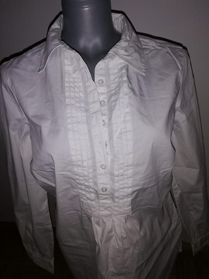 Košulje i bluze - Novi Sad: Nenosena Denim Essentials bela