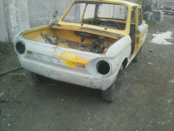 ZAZ 968 Zaporozhec 1988. Photo 0