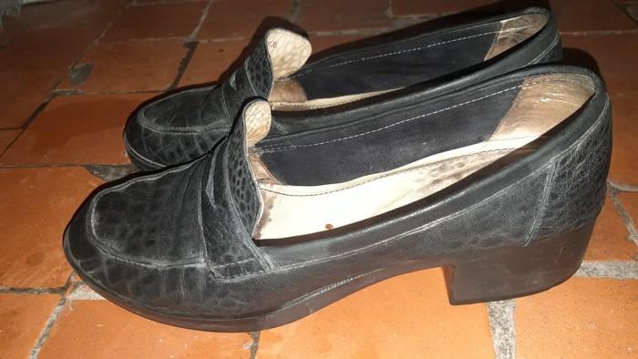 Продаю кожаную туфли Baskoni. покупала за 3300с.. Photo 3