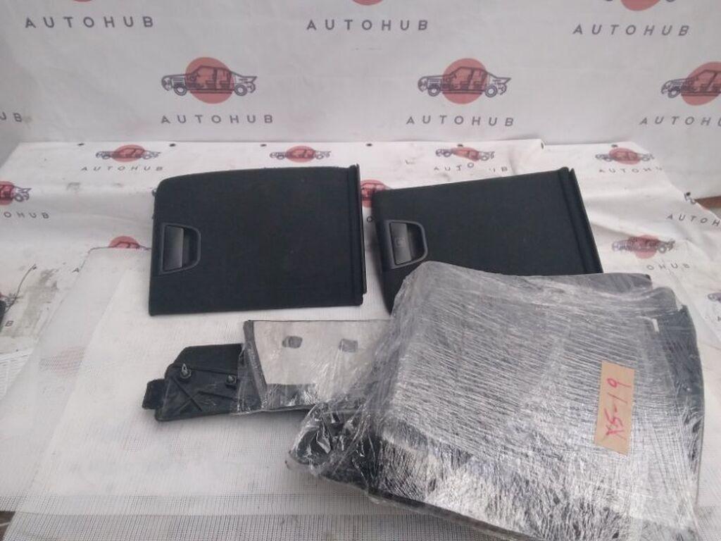 Обшивка багажника пластик БМВХ5 Е53: Обшивка багажника пластик БМВХ5 Е53