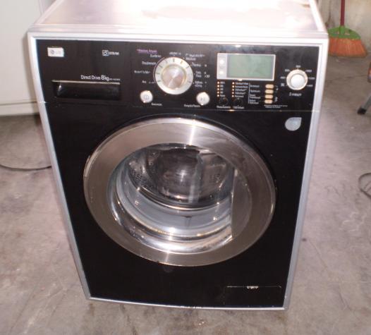Front Πλυντήριο LG 8 kg