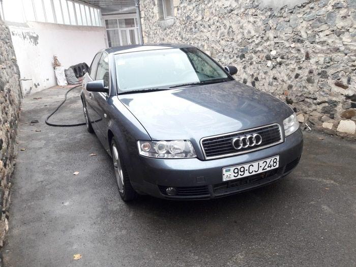 Audi A4 2003. Photo 7