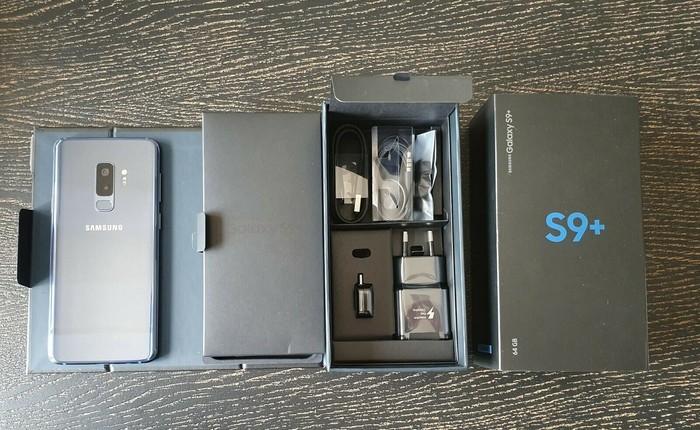 Καινούργιο Samsung Galaxy S9 Plus 256 GB . Photo 1