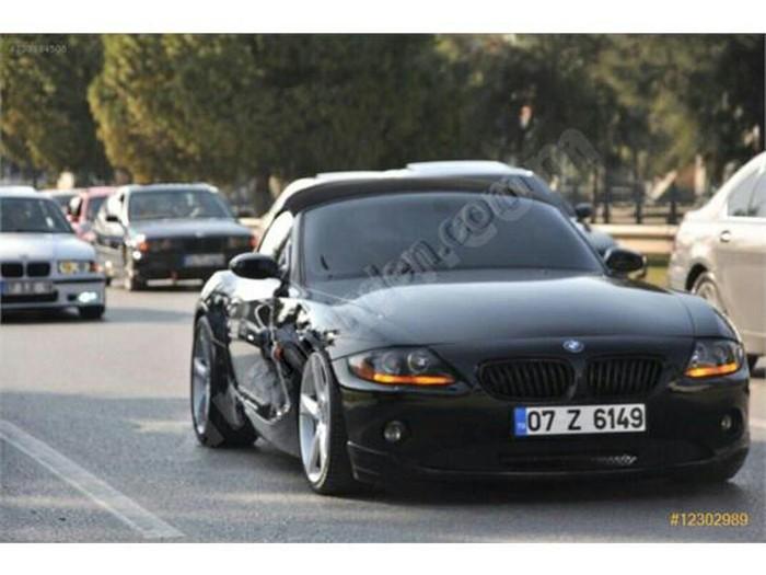 BMW Z4 2003. Photo 2