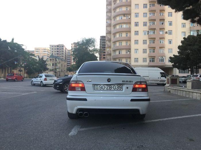 BMW 525 1996. Photo 5