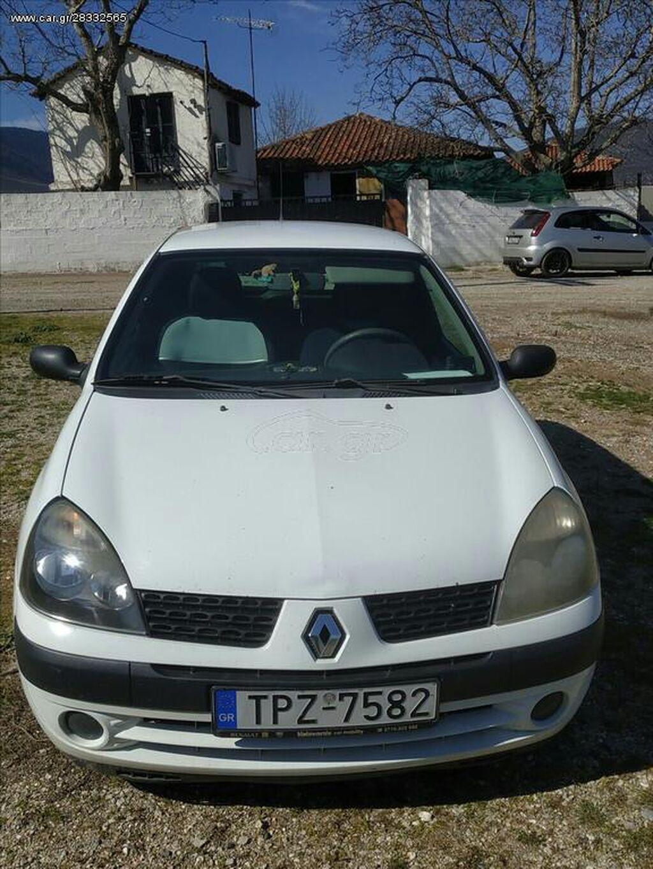 Renault Clio 1.5 l. 2005 | 120000 km