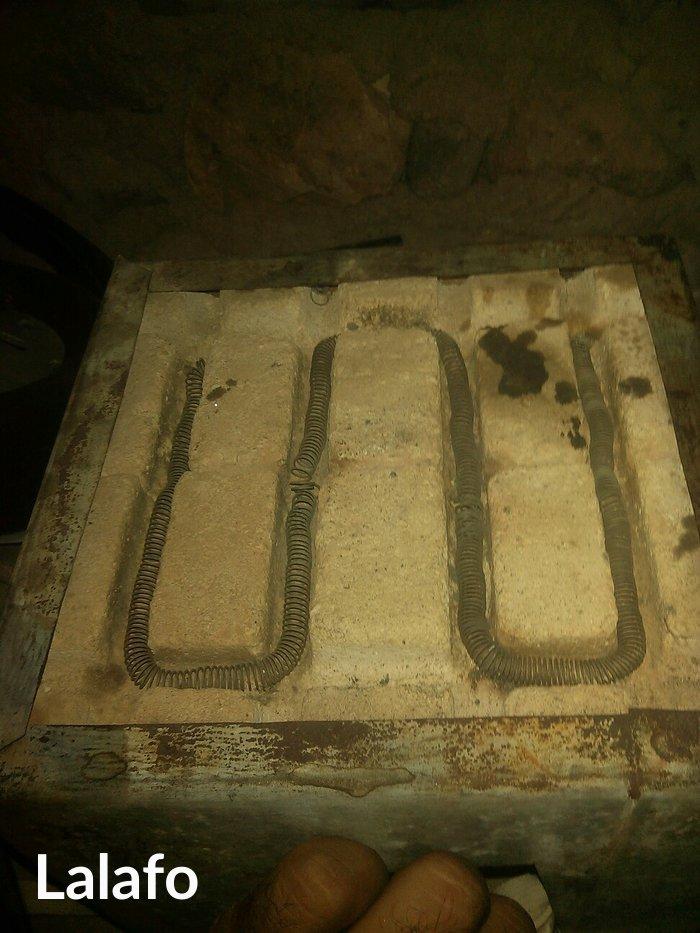 Gəncə şəhərində Әldә düzәlmiş elektrik qızdırıcı 2,5 kv spiral