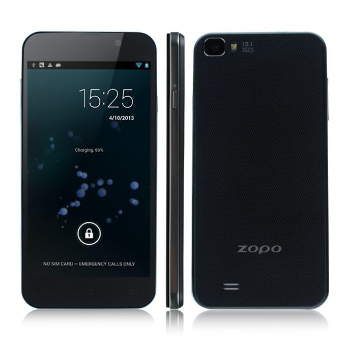 Zopo zp980 black, σε αριστη κατασταση με το φορτιστη του. Photo 0