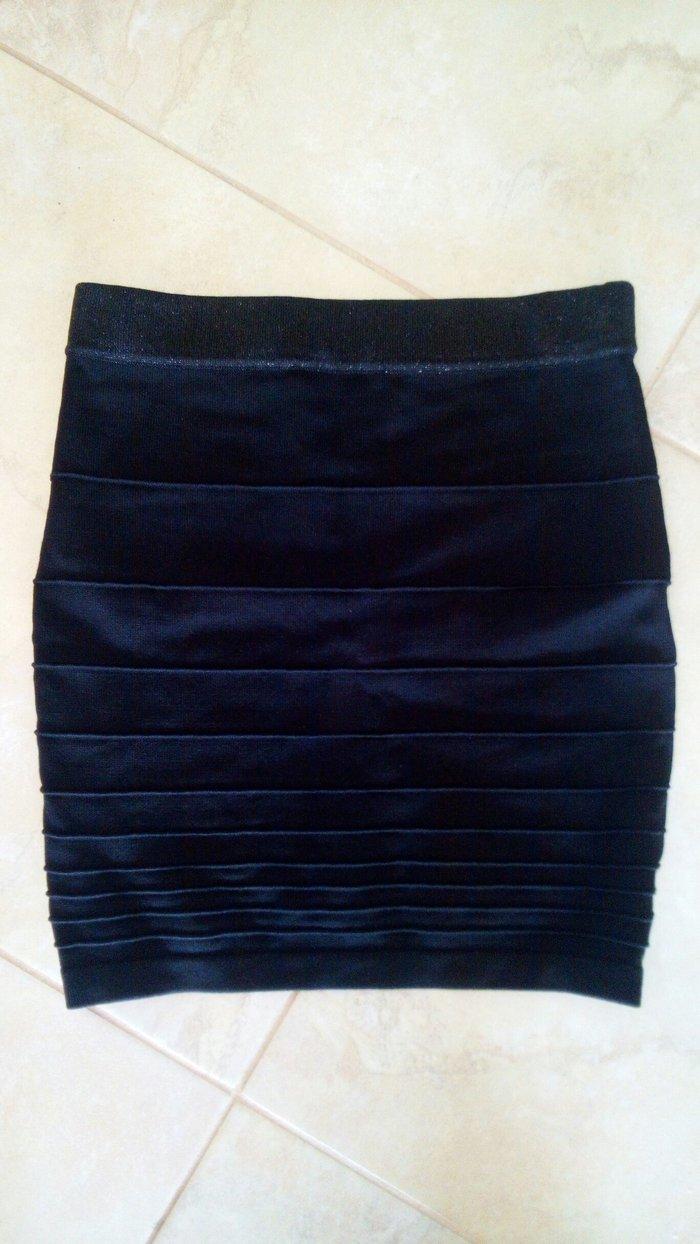 Μαυρη στενη φουστα taily weijl no 36. Photo 0