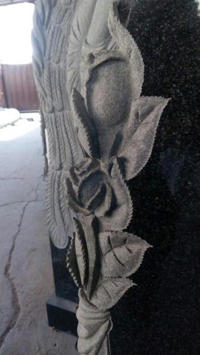 Изготовление памятника. Photo 2