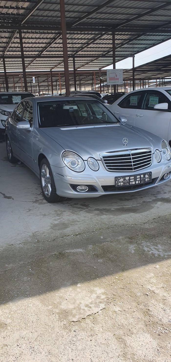 Mercedes-Benz E-Class 2008. Photo 0