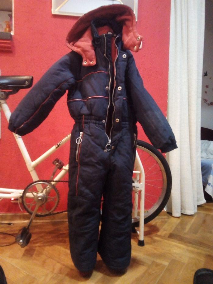 Skafander za dete 5--6 god. kao nov je. mozda dva puta obučen. . Photo 3