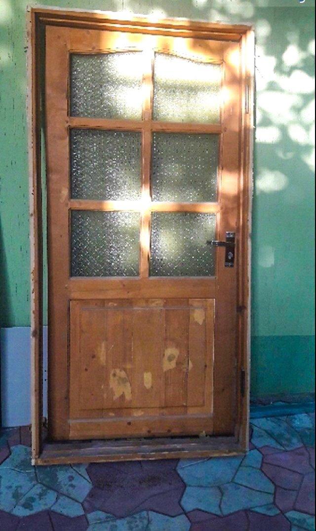 Продаётся межкомная деревянная дверь размером 90×2. Photo 0