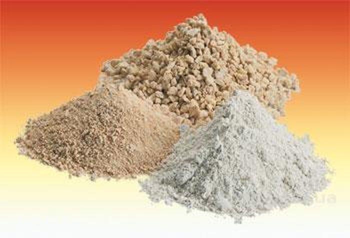 Огнеупорная глина болгария